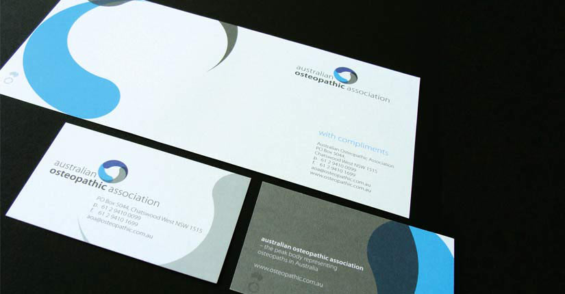 Graphic Design work by Blue Mountains, Sydney based Kim Allen Design